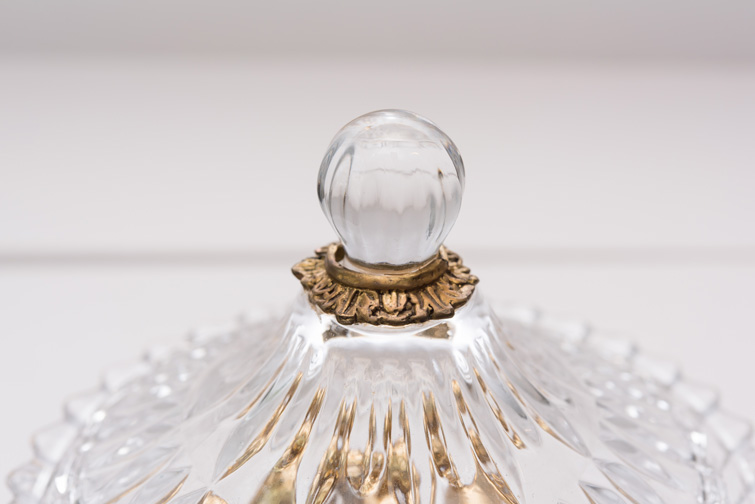 High Net Worth Insurance - Crystal Vase
